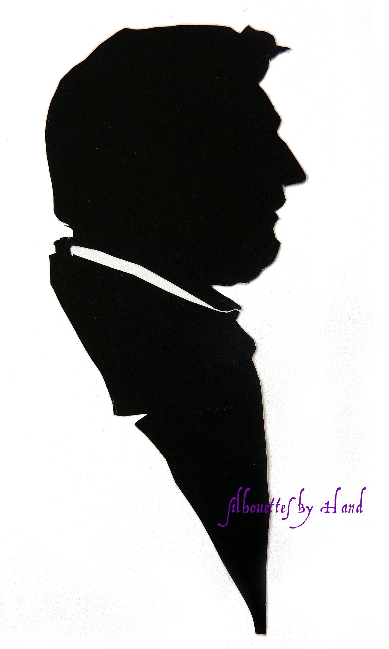 Victorian Silhouette Head | www.imgkid.com - The Image Kid ...